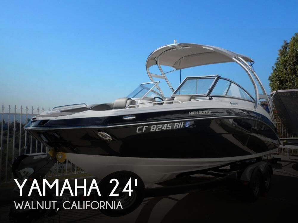 2011 YAMAHA 242 LIMITED S BOWRIDER for sale
