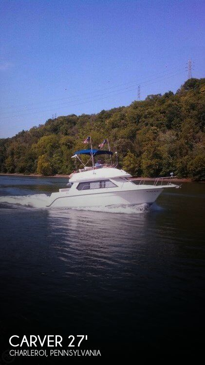 Used Carver 27 Boats For Sale by owner | 1991 Carver 27