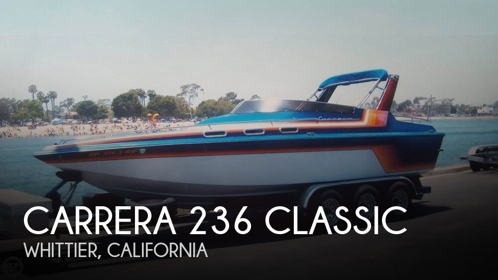 Used CARRERA Boats For Sale by owner | 1988 Carrera 23