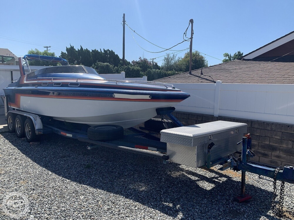 1988 Carrera boat for sale, model of the boat is 236 Classic & Image # 2 of 40