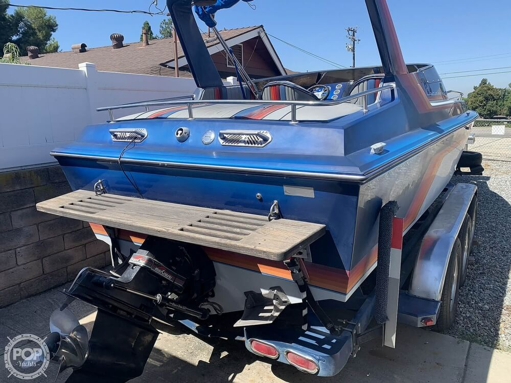 1988 Carrera boat for sale, model of the boat is 236 Classic & Image # 3 of 40