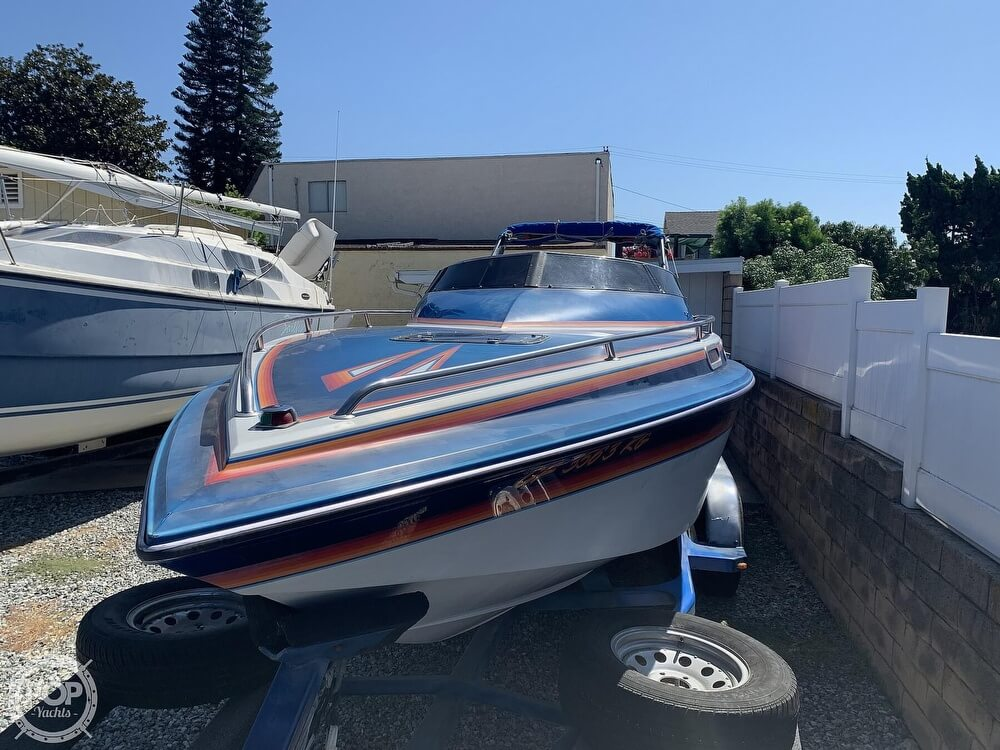1988 Carrera boat for sale, model of the boat is 236 Classic & Image # 5 of 40