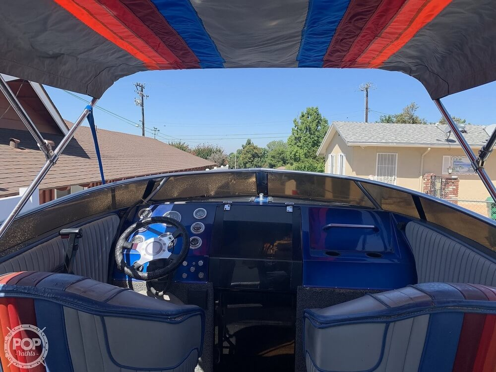 1988 Carrera boat for sale, model of the boat is 236 Classic & Image # 10 of 40