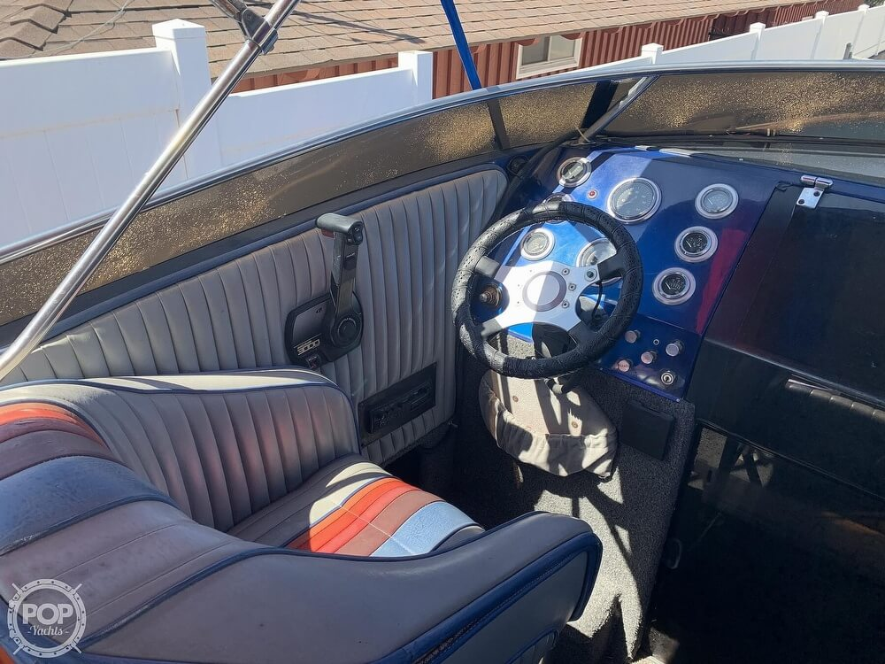 1988 Carrera boat for sale, model of the boat is 236 Classic & Image # 11 of 40