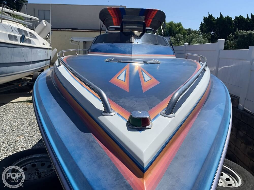 1988 Carrera boat for sale, model of the boat is 236 Classic & Image # 18 of 40