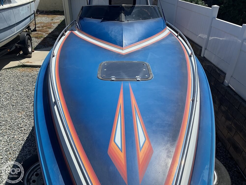 1988 Carrera boat for sale, model of the boat is 236 Classic & Image # 19 of 40