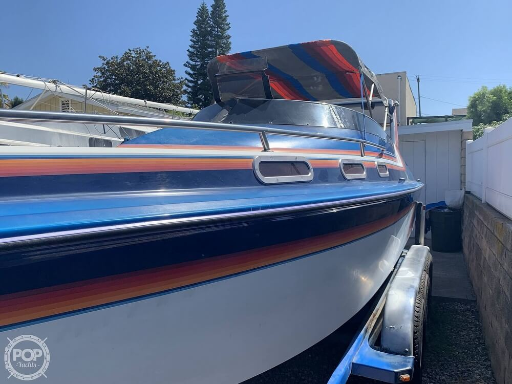 1988 Carrera boat for sale, model of the boat is 236 Classic & Image # 32 of 40