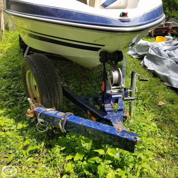 2007 Glastron boat for sale, model of the boat is GT205 & Image # 7 of 41