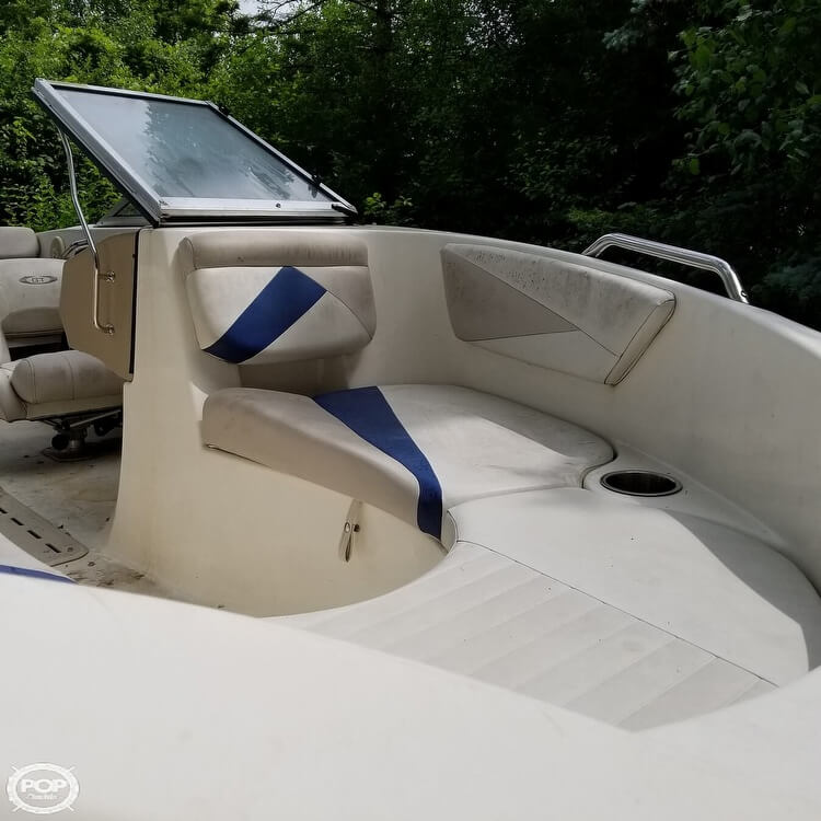 2007 Glastron boat for sale, model of the boat is GT205 & Image # 11 of 41