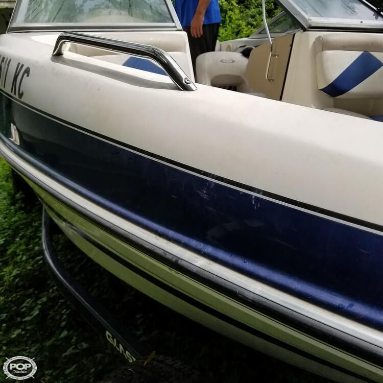 2007 Glastron boat for sale, model of the boat is GT205 & Image # 12 of 41