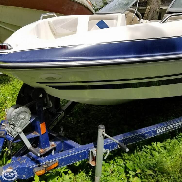 2007 Glastron boat for sale, model of the boat is GT205 & Image # 24 of 41