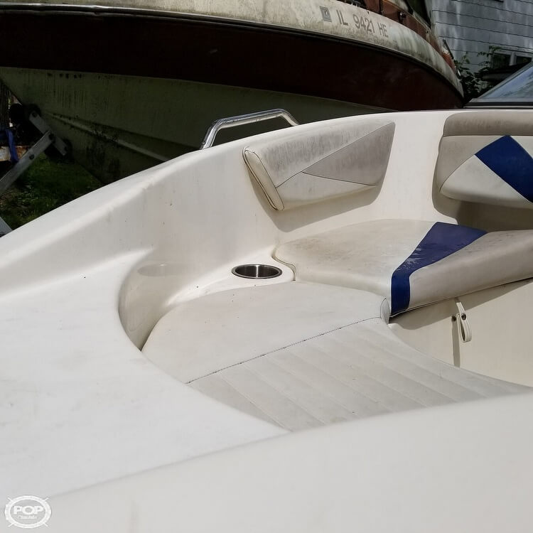 2007 Glastron boat for sale, model of the boat is GT205 & Image # 25 of 41
