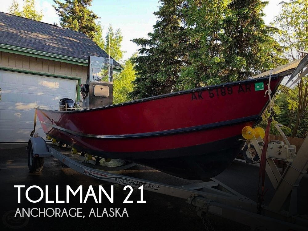 Used Boats For Sale in Anchorage, Alaska by owner | 2016 Tollman 21