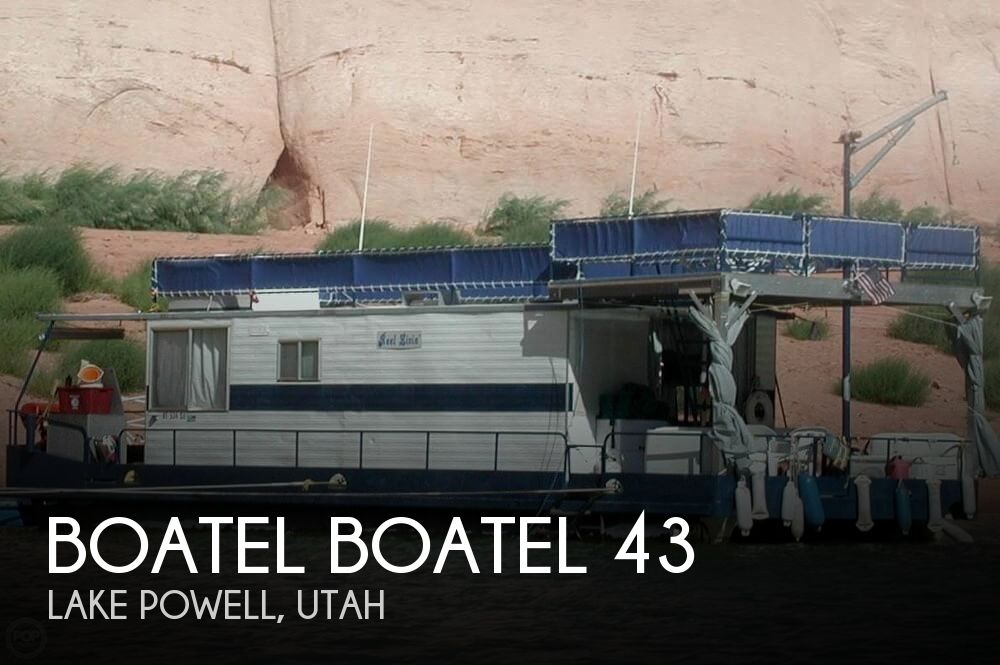 Used Boatel Boats For Sale by owner | 1979 Boatel 43