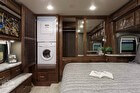 Washer Dryers, Closet, TV