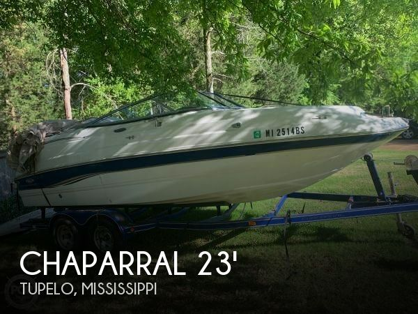Used Deck Boats For Sale by owner | 2006 Chaparral 23