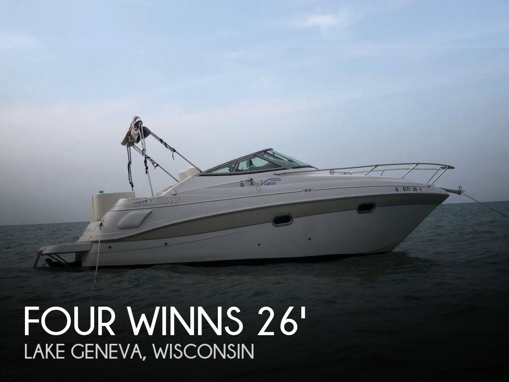 Used Four Winns 26 Boats For Sale by owner | 2006 Four Winns 26