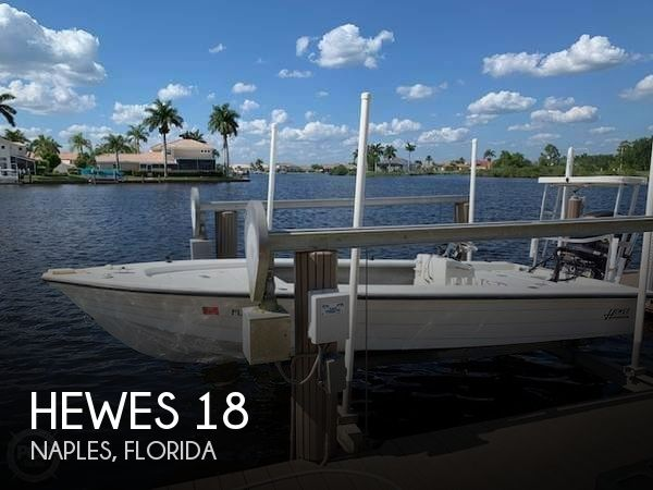 Used HEWES Boats For Sale by owner | 1992 Hewes 18