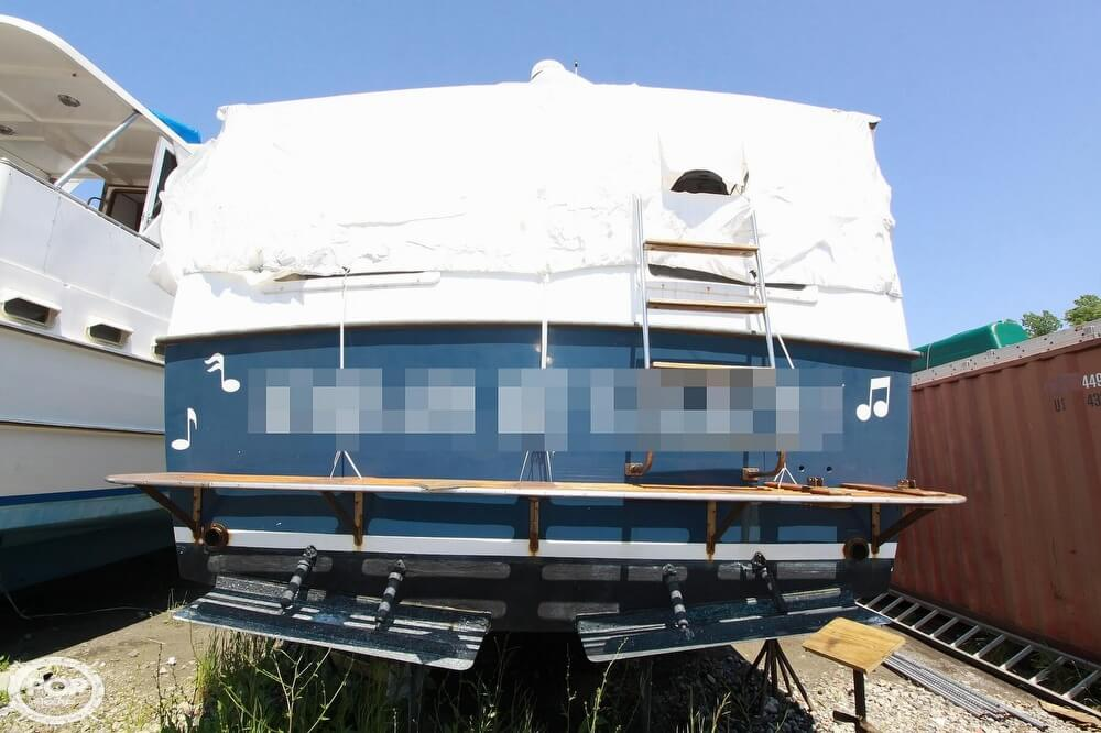 1982 Yehasso boat for sale, model of the boat is Adams 42 & Image # 4 of 40