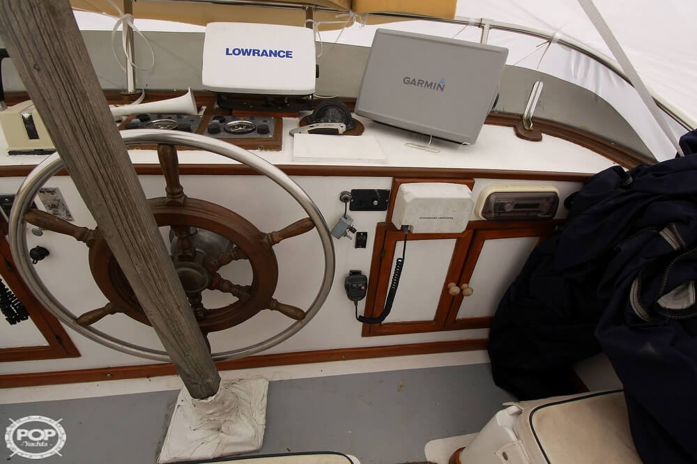 1982 Yehasso boat for sale, model of the boat is Adams 42 & Image # 20 of 40