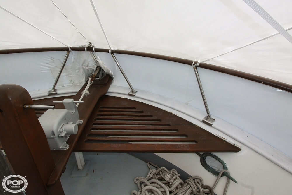 1982 Yehasso boat for sale, model of the boat is Adams 42 & Image # 28 of 40