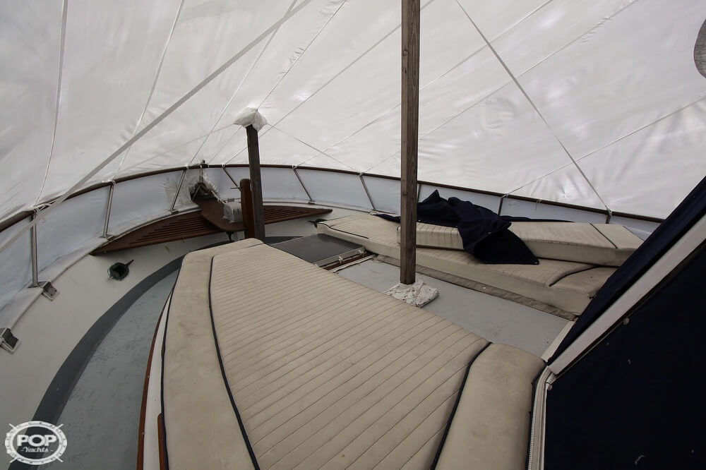 1982 Yehasso boat for sale, model of the boat is Adams 42 & Image # 36 of 40