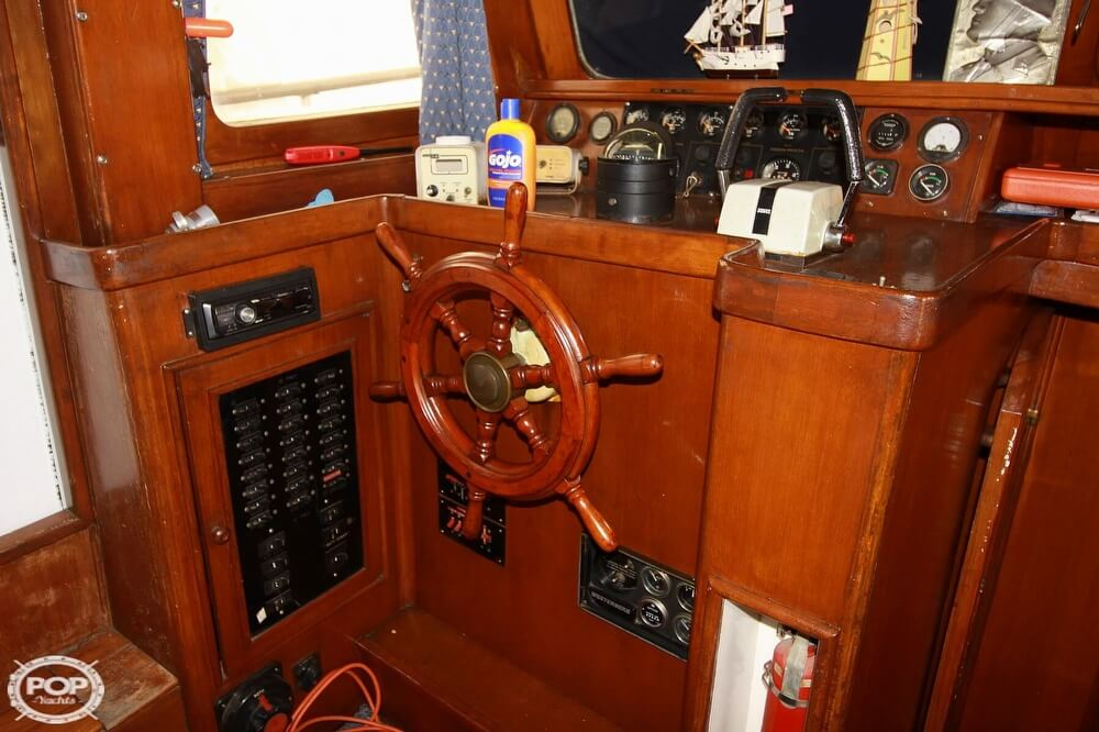 1982 Yehasso boat for sale, model of the boat is Adams 42 & Image # 40 of 40
