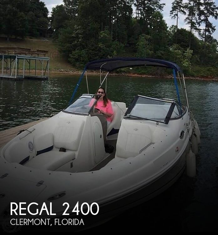 Used Regal 40 Boats For Sale by owner | 2005 Regal 2400