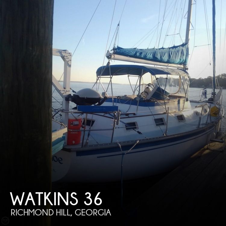 Used Watkins Boats For Sale by owner | 1981 Watkins 36