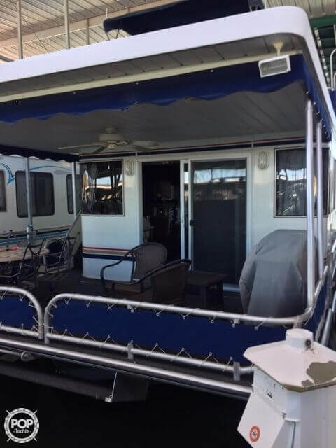 2005 Lakeview boat for sale, model of the boat is 16 x 50 & Image # 12 of 41