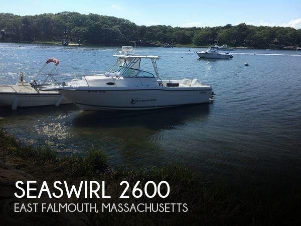 Used SEASWIRL Boats For Sale by owner | 2001 Seaswirl 26