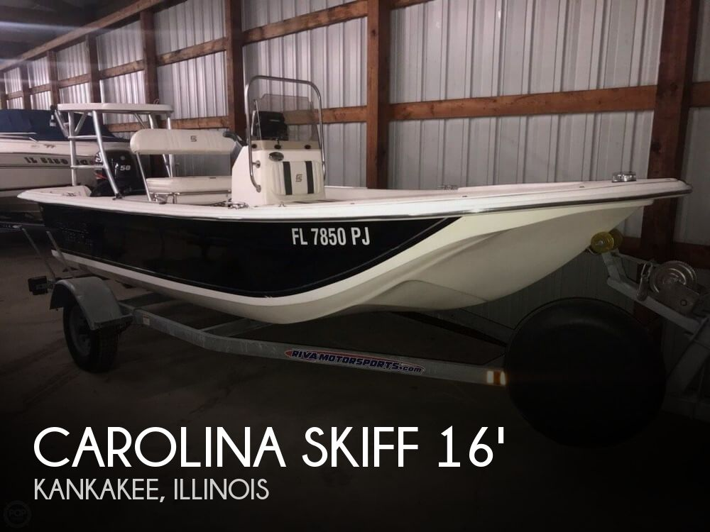 Used Power boats For Sale by owner | 2012 Carolina Skiff 16