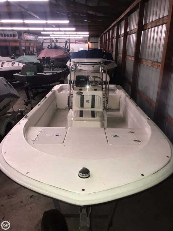 2012 Carolina Skiff boat for sale, model of the boat is 16JVX & Image # 20 of 40