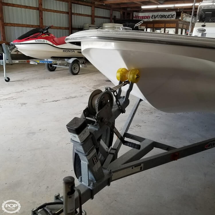 2012 Carolina Skiff boat for sale, model of the boat is 16JVX & Image # 27 of 40