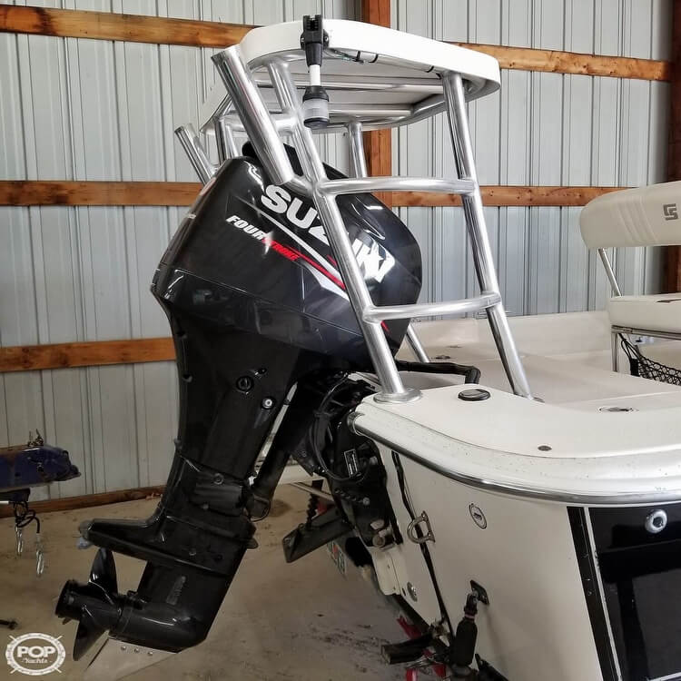 2012 Carolina Skiff boat for sale, model of the boat is 16JVX & Image # 34 of 40