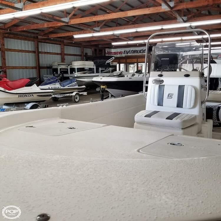 2012 Carolina Skiff boat for sale, model of the boat is 16JVX & Image # 38 of 40