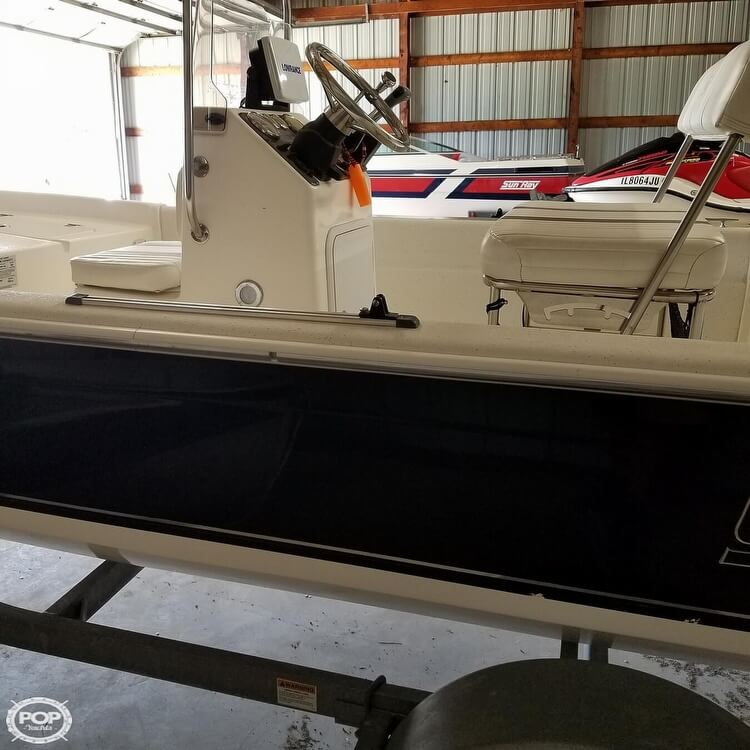 2012 Carolina Skiff boat for sale, model of the boat is 16JVX & Image # 4 of 40