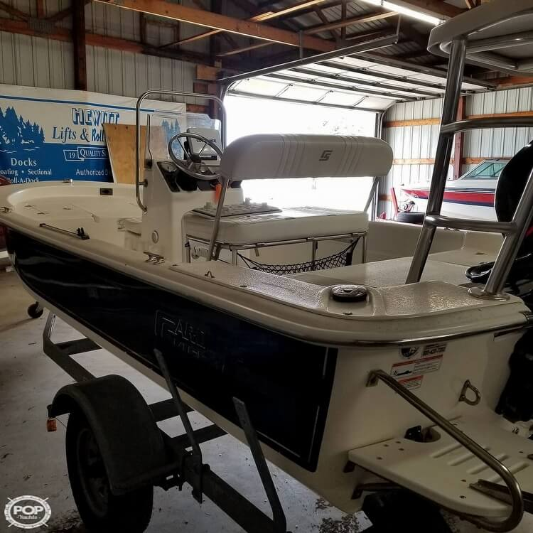 2012 Carolina Skiff boat for sale, model of the boat is 16JVX & Image # 2 of 40