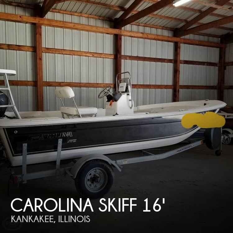 2012 CAROLINA SKIFF 16JVX for sale