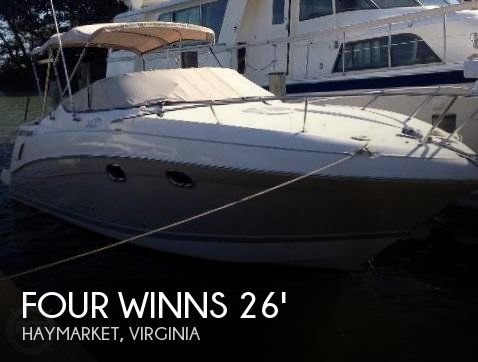 2005 FOUR WINNS 268 VISTA for sale