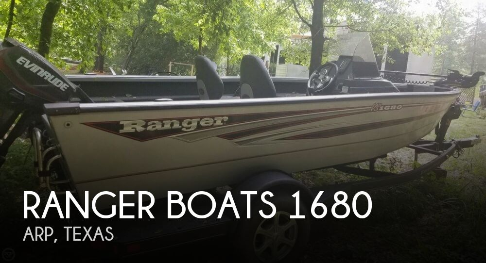 2015 Ranger Boats boat for sale, model of the boat is VS1680 SC & Image # 1 of 21