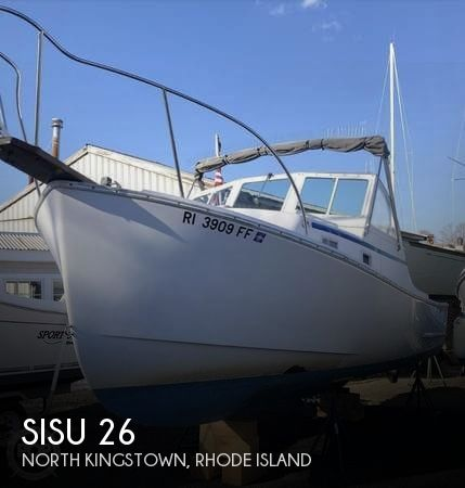 Used Sisu Boats For Sale by owner | 1983 Sisu 26