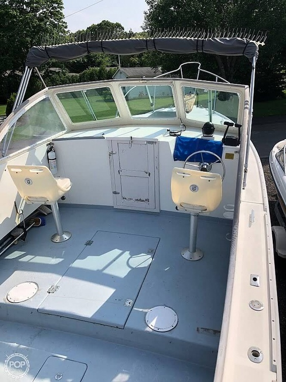 1983 Sisu boat for sale, model of the boat is 26 & Image # 10 of 40