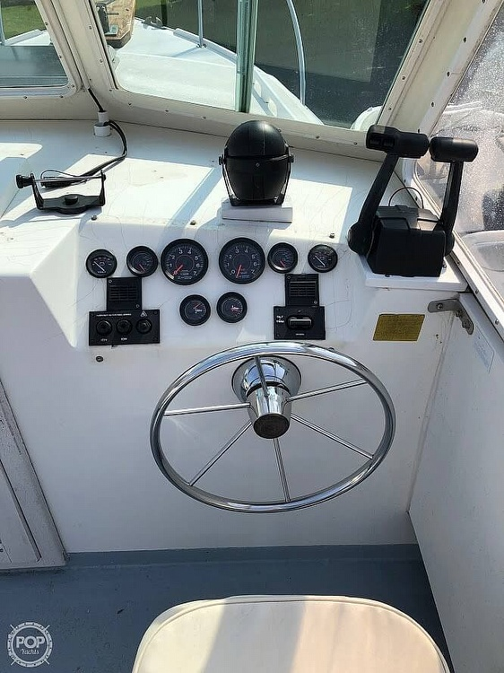 1983 Sisu boat for sale, model of the boat is 26 & Image # 12 of 40