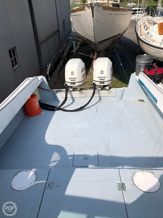 1983 Sisu boat for sale, model of the boat is 26 & Image # 37 of 40