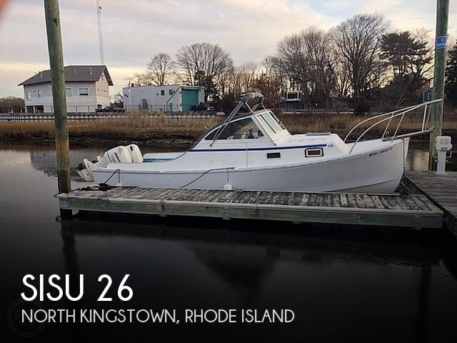 1983 Sisu boat for sale, model of the boat is 26 & Image # 1 of 40