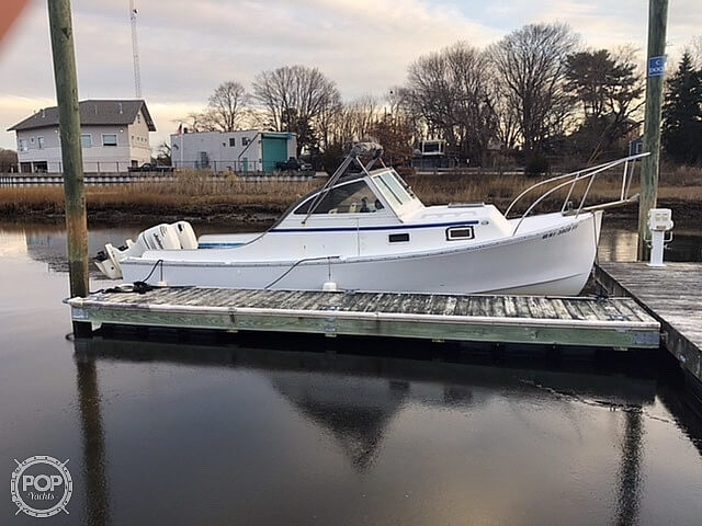 1983 Sisu boat for sale, model of the boat is 26 & Image # 20 of 40