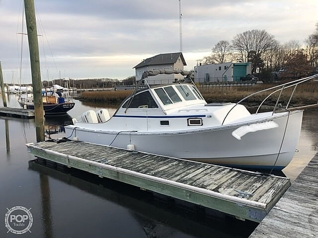 1983 Sisu boat for sale, model of the boat is 26 & Image # 22 of 40