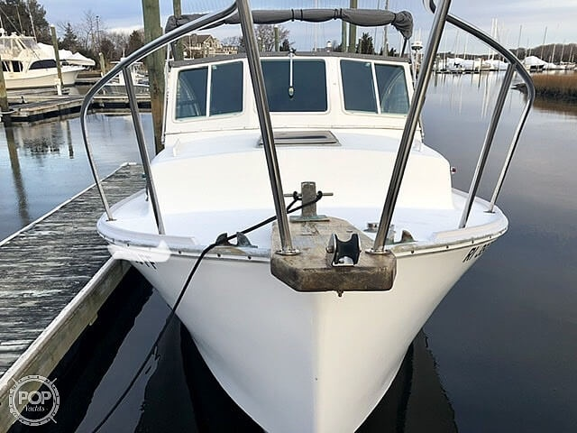 1983 Sisu boat for sale, model of the boat is 26 & Image # 25 of 40