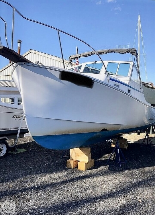 1983 Sisu boat for sale, model of the boat is 26 & Image # 5 of 40